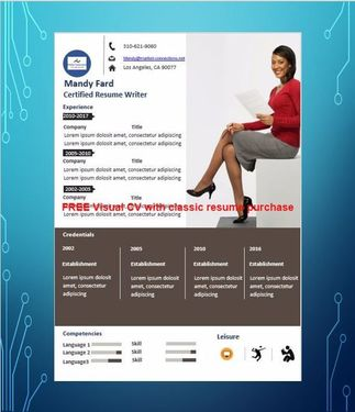 Modern Professional Resume Samples   Certified Resume Writer   Los Angeles  Resume Writing Services U0026 Professional Los Angeles Resume Writers