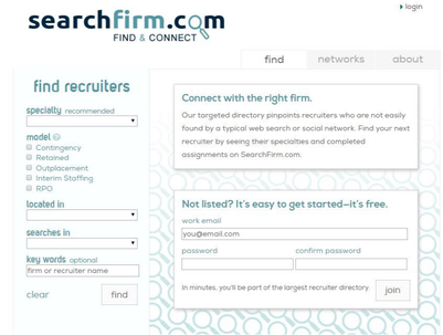 How to find the right recruiters