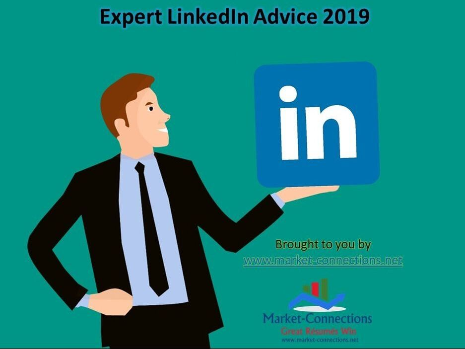Expert LinkedIn Advice - Part 01