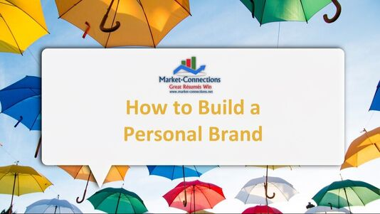 How to build personal branding for business and career growth; personal branding strategies