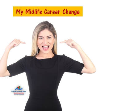 A lady desires a career change by https://www.market-connections.net