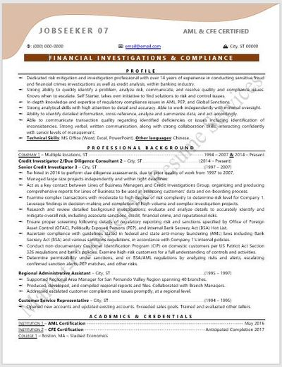 Resume example 2020, resume design 2020 by https://www.market-connections.net Jobseeker 7