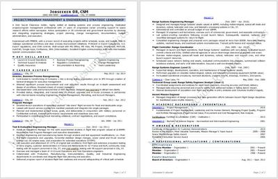 Resume example 2020, resume design 2020 by https://www.market-connections.net Jobseeker 8