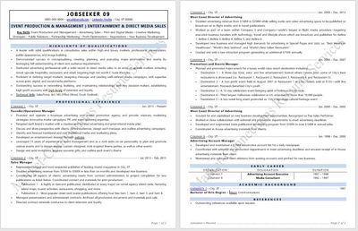 Resume example 2020, resume design 2020 by https://www.market-connections.net Jobseeker 9