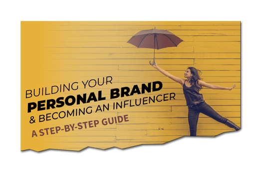 Building your personal brand and becoming an influencer, brought to you by https://www.market-connections.net